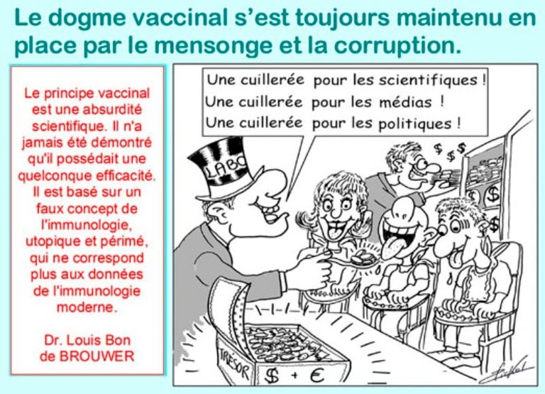 Le dogme vaccinal